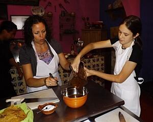 Puebla food