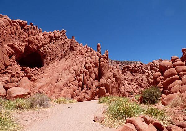 Salta Province adventure hike