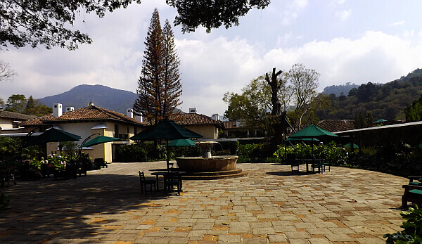 Antigua Guatemala luxury hotel