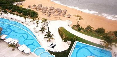 Secrets Huatulco resort review