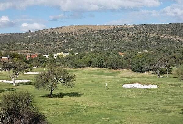 las ventanas golf San Miguel de Allende course
