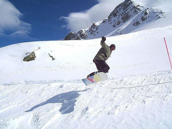 travel insurance for snowboarding