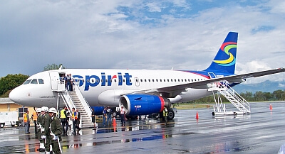Spirit Airlines flight review | Luxury Latin America Blog
