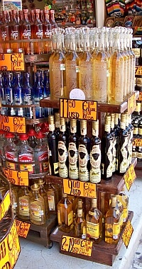 tequila mexico corralejo