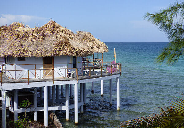 Thatch Care Resort review Belize