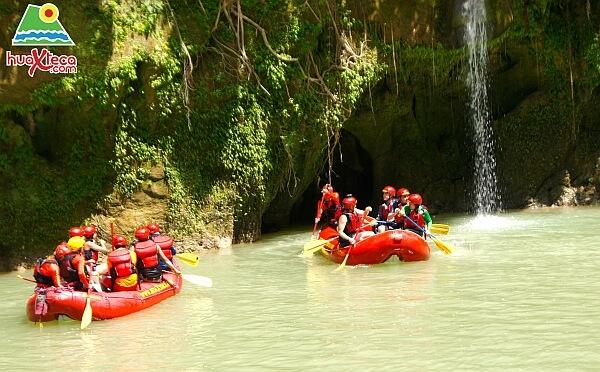 rafting Huaxteca