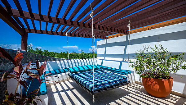 Playa del Carmen penthouse rental