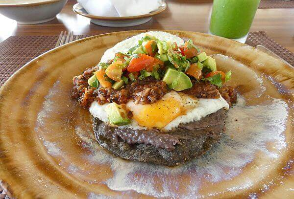 Casa Fortuna Punta Mita Nayarit house breakfast