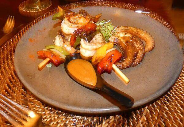 Mexico luxury house rental chef dinner
