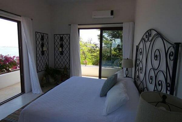 bedroom at Puerto Vallarta villa rental