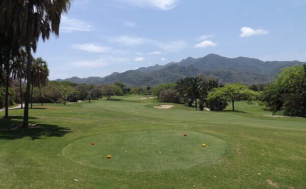 Puerto Vallarta golf