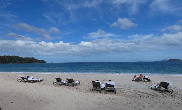 W Costa Rica beach getaway
