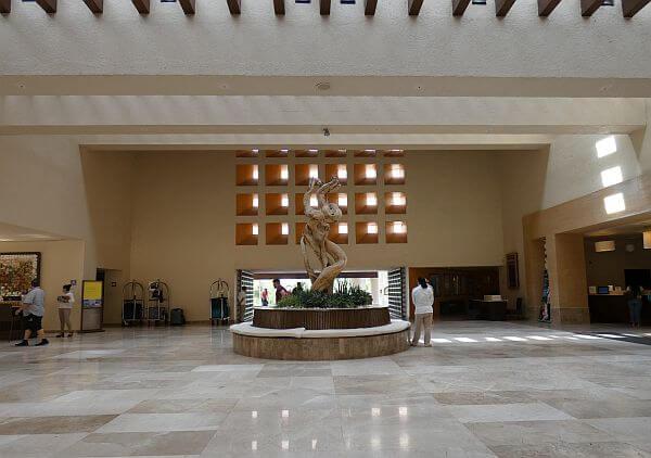 lobby of Westin Puerto Vallarta Resort