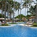 Puerto Vallarta Westin swimming pool