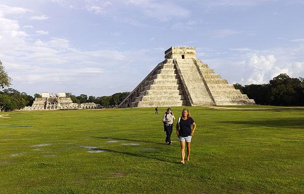 Cancun Riviera Maya excursion Chichen Itza