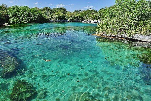 Xel-ha Yucatan tour