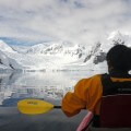 sea kayaking Antarctica