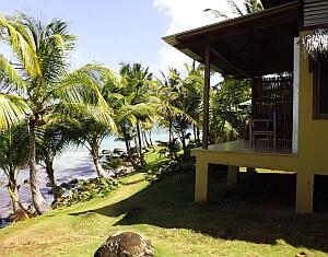 cottage at Yemaya Nicaragua