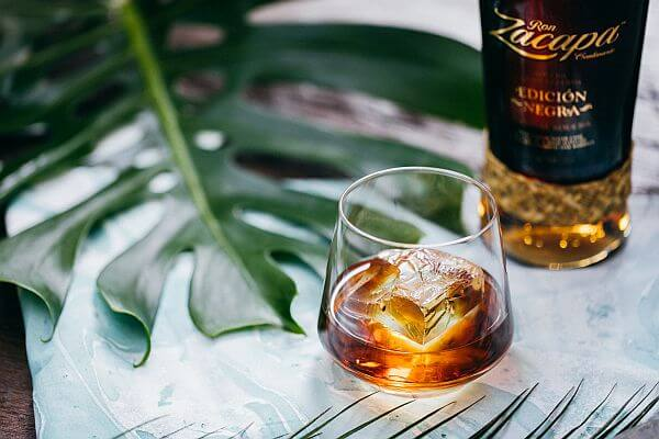 Ron Zacapa Negra rum review
