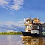 Amazon luxury river cruise