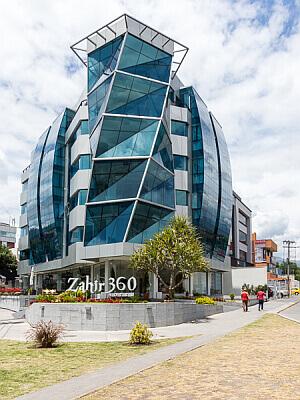 Zahir 360 exterior