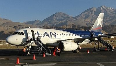 LAN airlines Peru