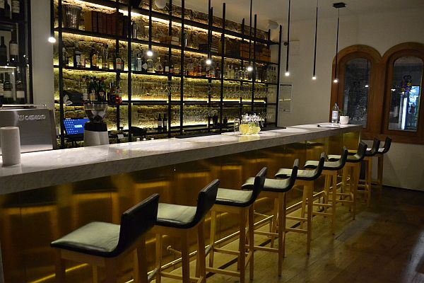 Hotel Magnolia bar