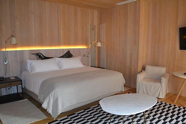 Hotel Magnolia room