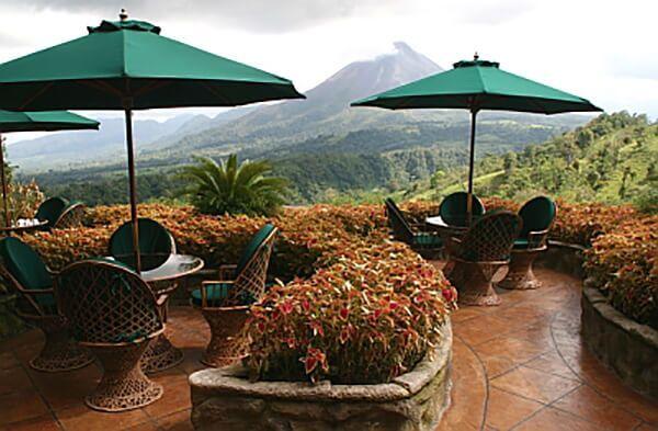 luxury Arenal Volcano hotel